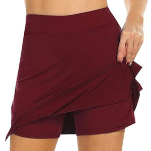 Anti-Chafing Active Skort