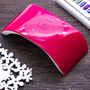 LED UV Nail Lamp - 75% OFF!