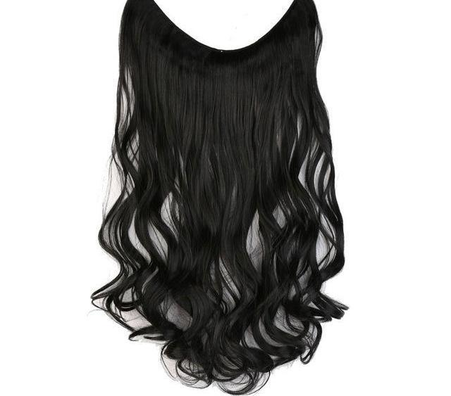 Invisible No Clips Hair Extensions - 80% OFF!