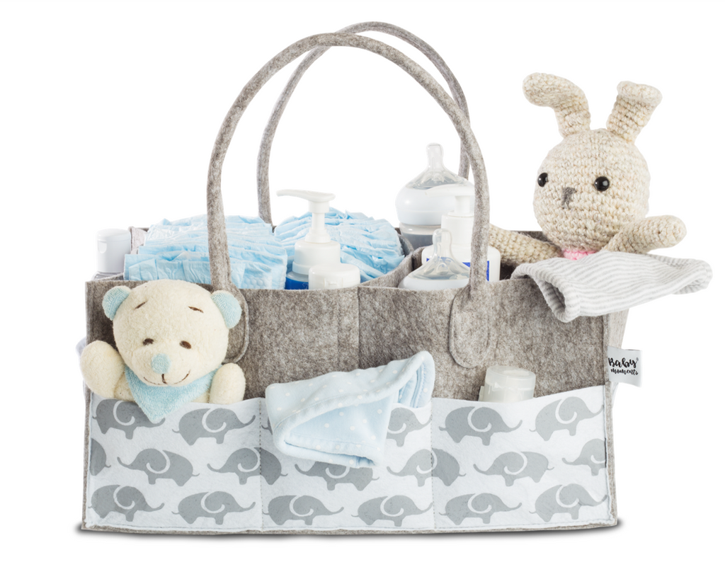 Diaper Caddy Organizer