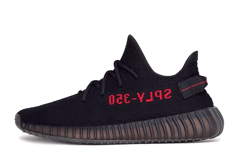 597e387bd0956 AUTHENTIC RED BLACK AIR 350 YEEZYS MEN – ForeverBargains