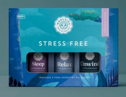 Stress Free Essential Oil Collection