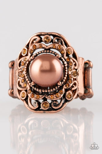Pearl Princess-Copper - A Sophisticated Finish Boutique