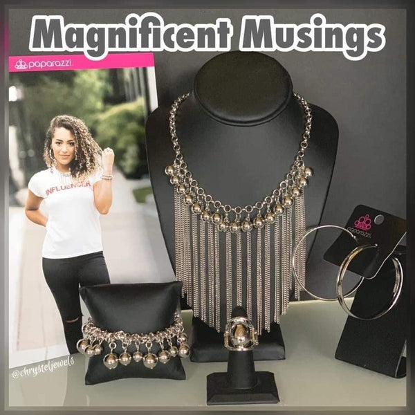 Magnificent Musings - Complete Trend Blend -August 2019 - Paparazzi Accessories