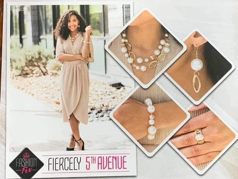 Fiercely Fifth Avenue - Complete Trend Blend - January 2020