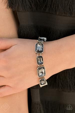 After Hours - Silver Bracelet - Paparazzi Accessories