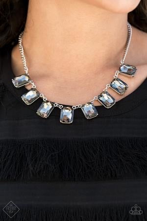 After Party Access - Silver Necklace - Paparazzi Accessories
