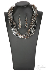 Unapologetic - Multi Necklace - Paparazzi Accessories