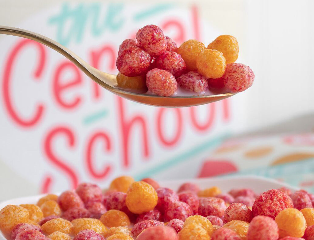 Breakfast for a Crowd: Cereal School