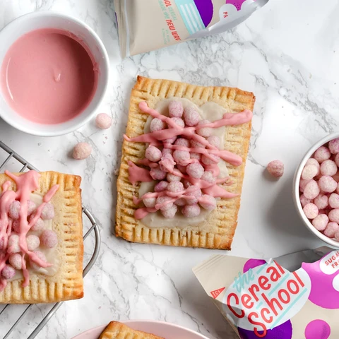 High-Protein Desserts: Pop Tarts