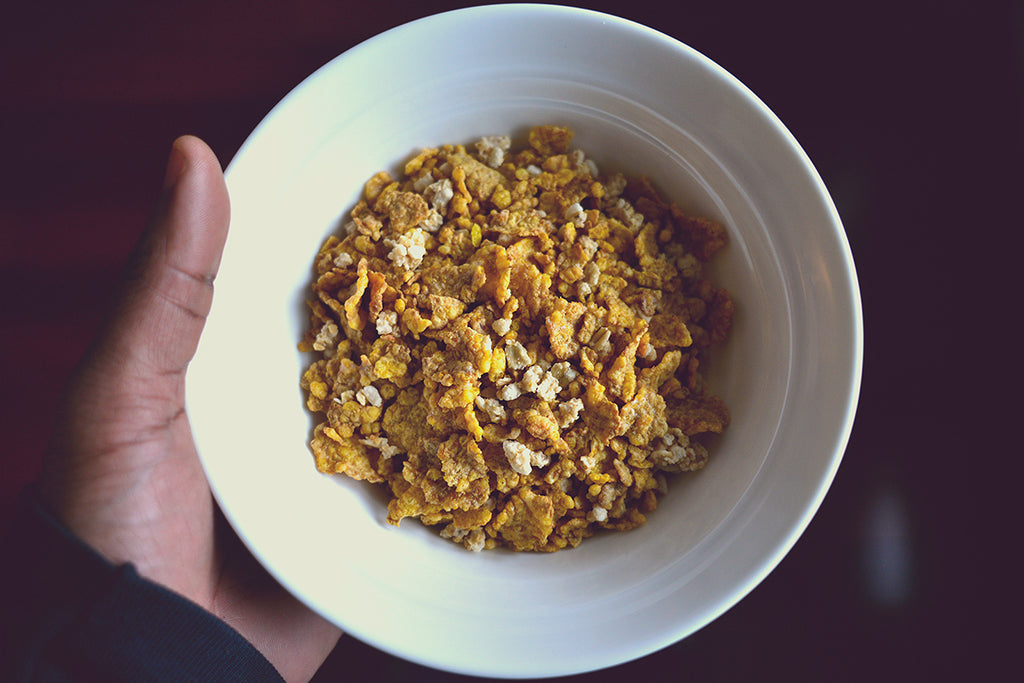 Granola is a so-called healthy cereal