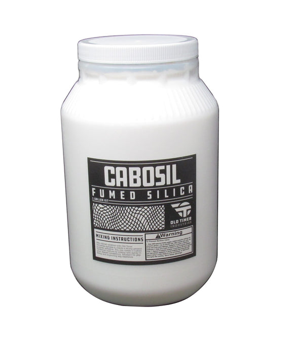 Cabosil Fumed Silica Powder Thickens Epoxy Resin - 1 Gallon