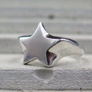 Signet Rings - Star, Heart, Square, Round and Rectangle