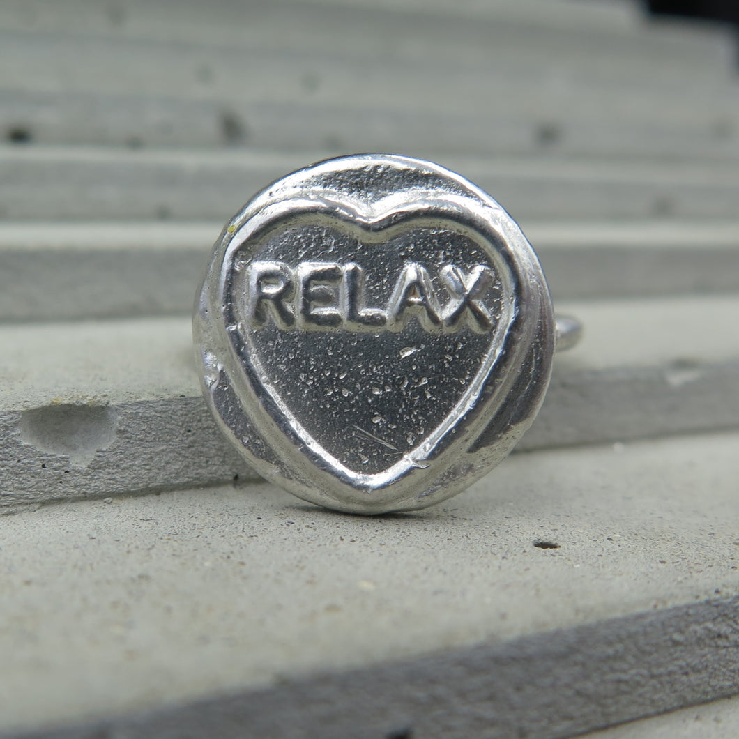 Relax Candy Heart