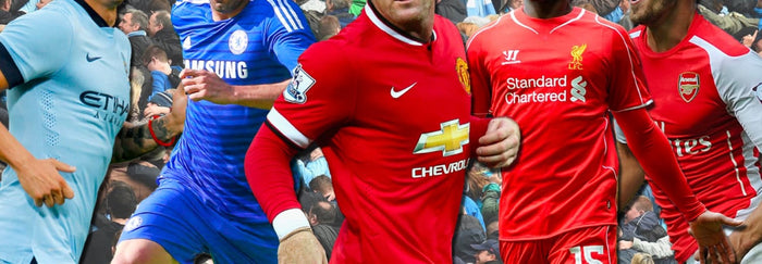 Behind the Colors: A Look at the History of EPL Kits – Part 1