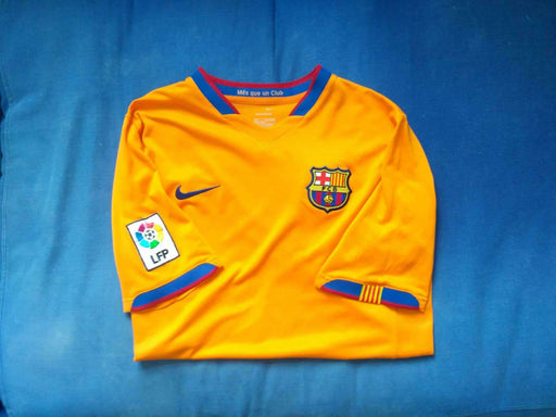 FC Barcelona 2006/07 Away Shirt - Youth XL - Jerseys