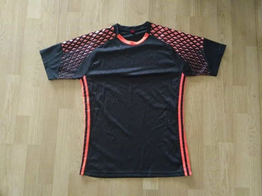 Black Training Shirt - Size M - Apparel