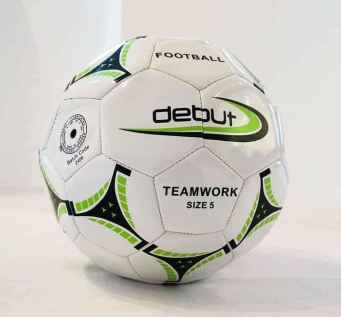 Debut Sports Football - Size 5 - Equipment