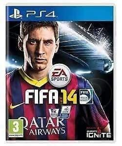 FIFA 14 (Sony PlayStation 4 2013) - US Version - Memorabilia