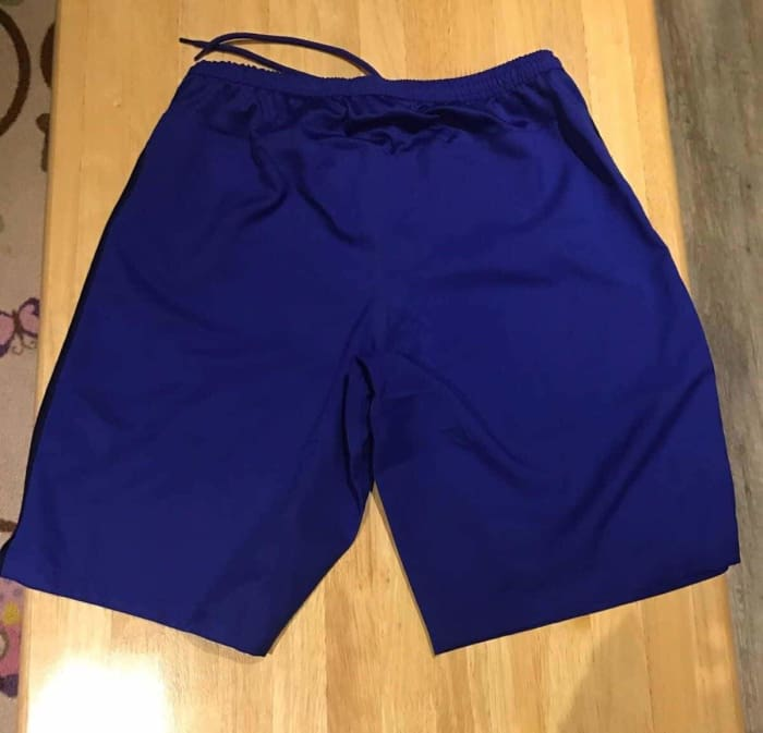 Football Shorts - Size Small - Nike (FCB) - Apparel