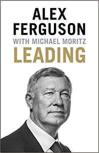 Leading by Alex Ferguson - Memorabilia