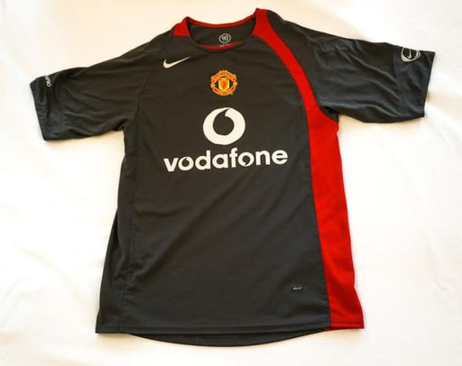 Manchester United Training Shirt 2004 - Size S - Jerseys