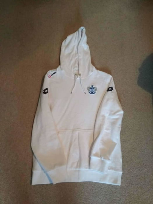 Queens Park Rangers Training Hoodie - Size L - Apparel