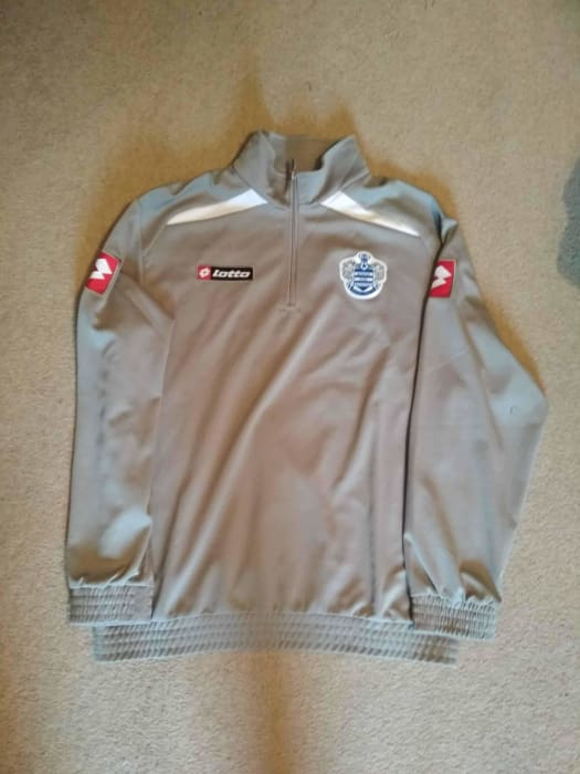 Queens Park Rangers Training Top - Size XL - Apparel