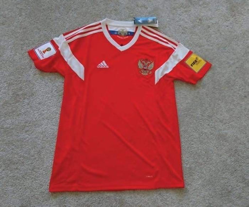 Russia WC2018 Home Shirt - Medium - Jerseys