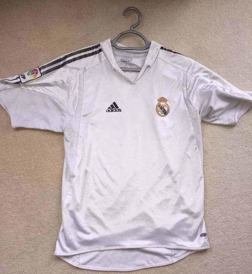 5fd188c2f29 S Mens Real Madrid Football Shirt Old Retro - Jerseys