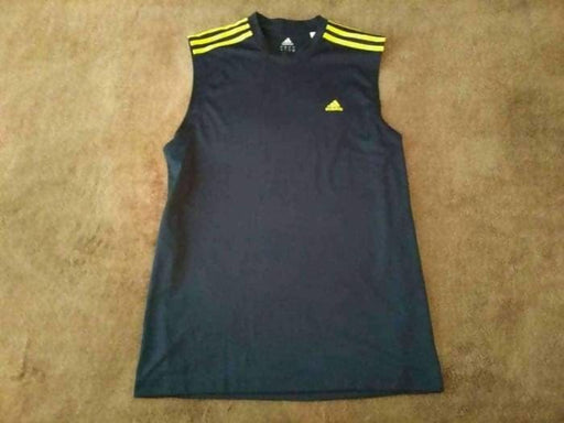 Sleeveless Adidas Training Top Small - Apparel
