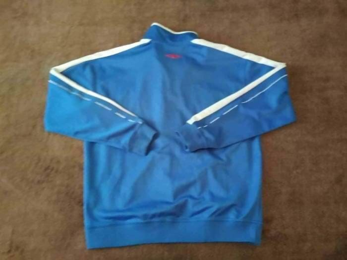 Umbro training jacket blue - Size Small - Apparel