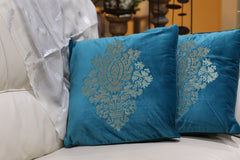 Pillow Cover - Set of two Deep Blue