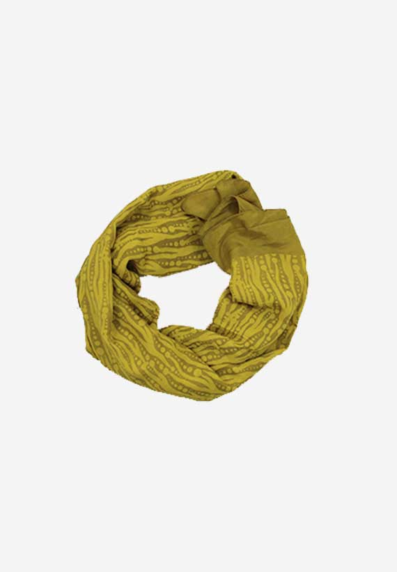 Silk Dabu Yellow