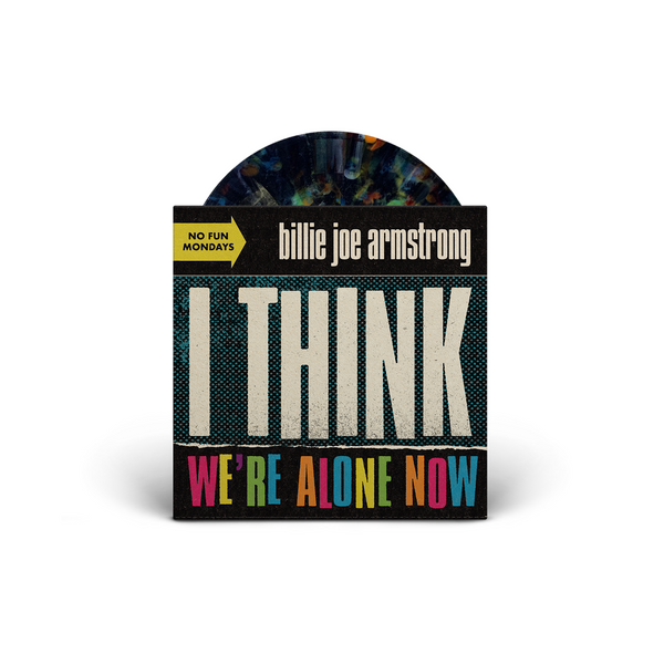 "Billie Joe Armstrong - I Think We're Alone Now/War Stories 7"" (Limited Edition Midnight Blue PRE-ORDER)"