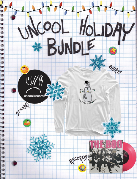 Uncool Records Holiday Bundle (Limited Edition)