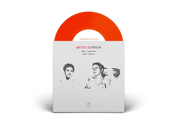 Waterloo Teeth - EP (Orange Crush Limited Edition)