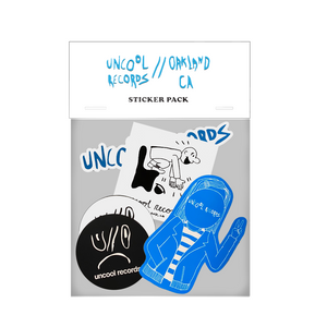 Uncool Sticker Pack