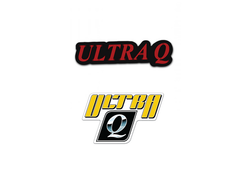 Ultra Q - Sticker Pack
