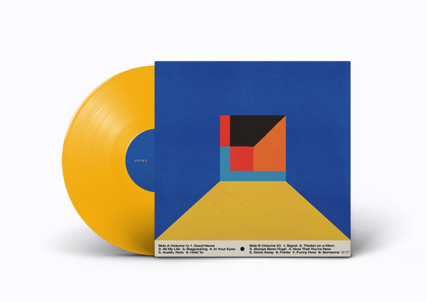 Daphne Tunes - Volumes I & II (Sunburnt Yellow 180g Limited Edition)