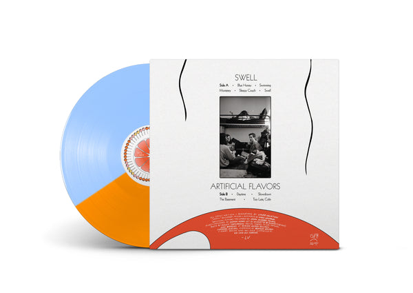 Lunar Vacation - Swell / Artificial Flavors EPs - (Juicebox Limited Edition PRE-ORDER)