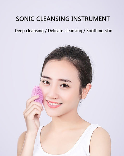 Face Cleansing Device