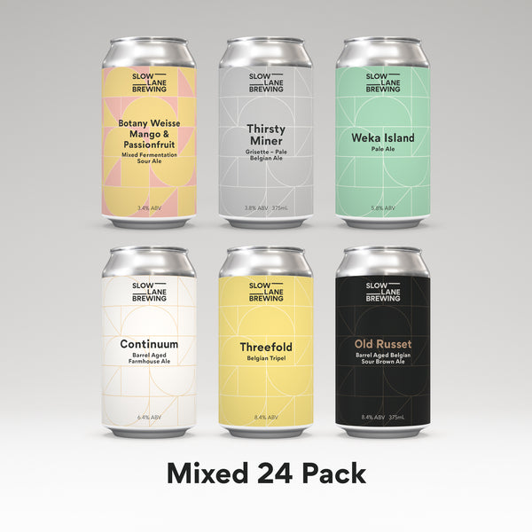 Mixed 24 Pack