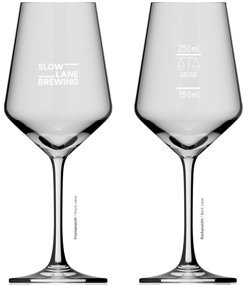 Slow Lane Harmony Stem Glass