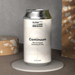 Continuum - Barrel Aged Farmhouse Ale