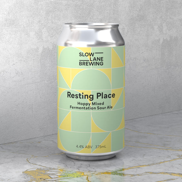 Resting Place - Hoppy Mixed Fermentation Sour Ale