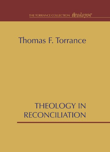 Theology In Reconciliation