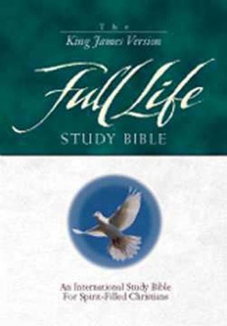 Kjv Full Life Study Bible, The