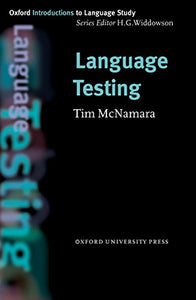 Language Testing (Oxford Introduction To Language Series)