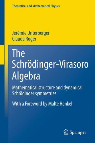 The Schrdinger-Virasoro Algebra: Mathematical Structure And Dynamical Schrdinger Symmetries (Theoretical And Mathematical Physics)